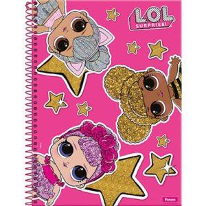 Caderno Lol 1 Matérias