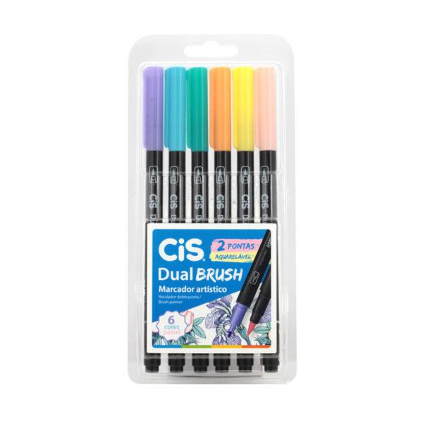 Caneta CIS Dual Brush
