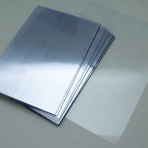 Acetato A3 Cristal 0.30 Micras 420X297mm c/ 100 Unidades 140