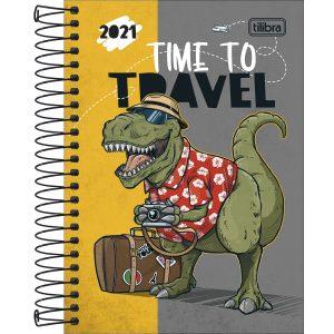 Agenda Espiral Tilibra Raptor 2021