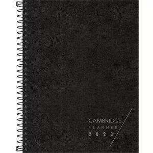 Agenda Planner 2022 Cambridge Espiral Tilibra