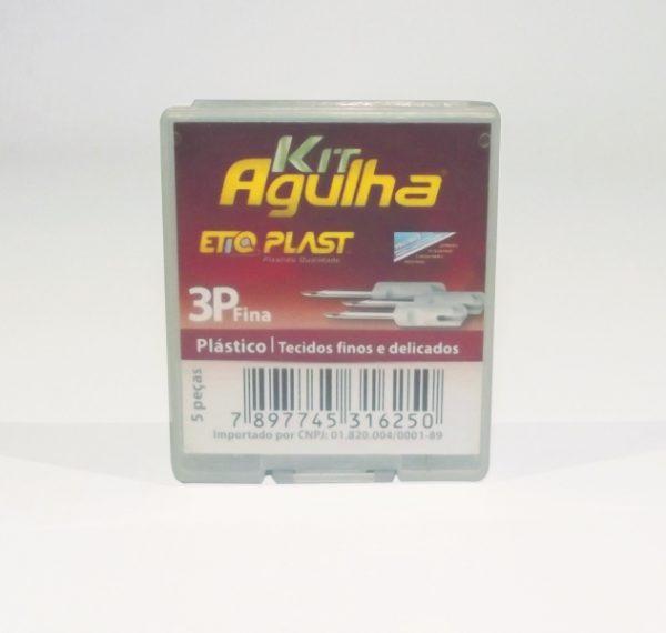 AGULHA PARA APLICADOR DE TAG ETIQ PLAST CX05