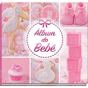 Album do Bebe Rosa 48 Paginas - Vale das Letras