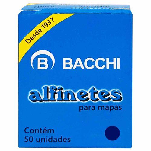 ALFINETE BACCHI MAPA AZUL 50UND