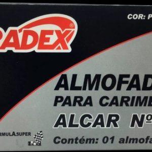 Almofada De Carimbo Radex Nº 3 Preto