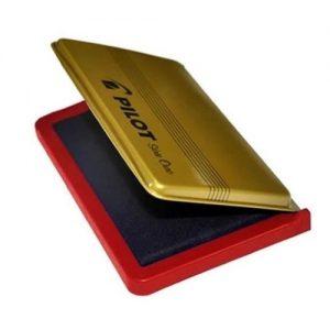 Almofada Para Carimbo N3 Vermelho Pilot Serie Ouro