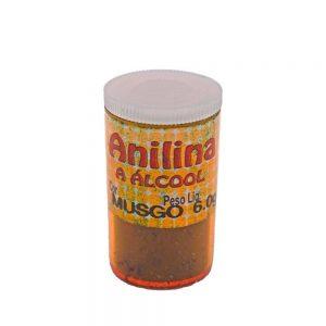 ANILINA A ALCOOL GLITTER MUSGO 06GRS