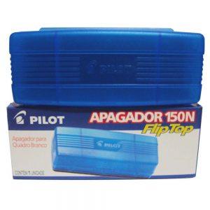 APAGADOR QUADRO BRANCO PILOT FLIP TOP 150N