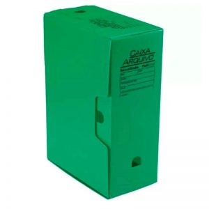 Arquivo Morto Fácil Novaonda Verde - Polibras