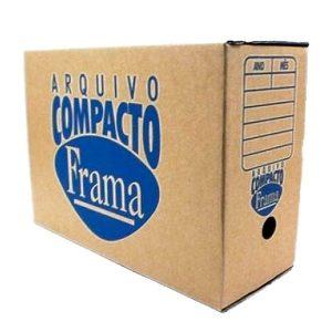 ARQUIVO MORTO PAPELAO FRAMA TRADICIONAL PCT25