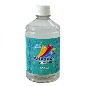 ATIVADOR PARA COLAS GLITTER 500ML