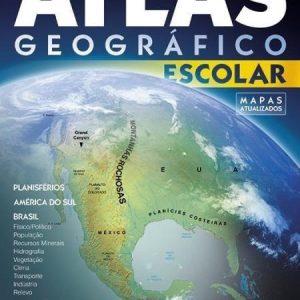 ATLAS ESCOLAR GEOGRAFICO BRASILEITURA