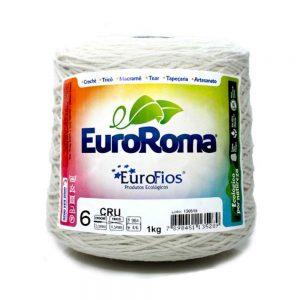 BARBANTE EUROROMA N6 CRU NATURAL