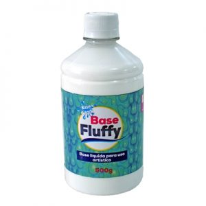 BASE FLUFFY GLITTER 500GRS