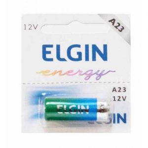 Bateria Alcalina Elgin A23 12 Volts