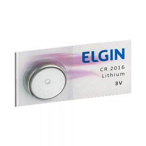 Bateria Elgin Litium CR2016 3V