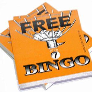 BLOCO BINGO JORNAL 100FLS FREE PCT15