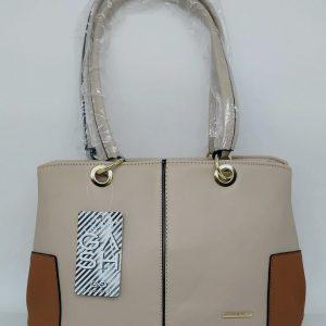 Bolsa Feminina Gash Bege BS72235BG