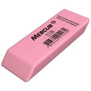 Borracha Clean Mercur Rosa
