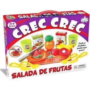 BRINQUEDO CREC CREC SALADA DE FRUTAS 18PCS BIG STAR 346