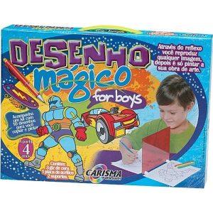 Brinquedo Desenho Mágico Para Meninos - Big Star