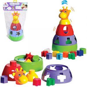 Brinquedo Girafa Didática Mercotoys 291