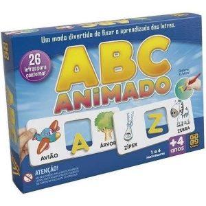 Brinquedo Jogo Educativo ABC Divertido - Grow 01704
