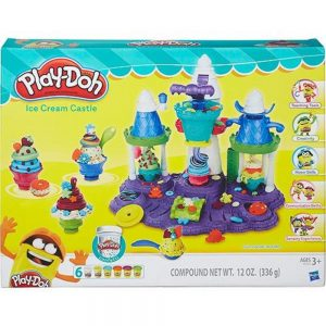 BRINQUEDO MASSINHA PLAY DOH CASTELO DO SORVETE B5523