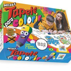 Brinquedo Mini Tapete P/ Colorir Big Boy 2110