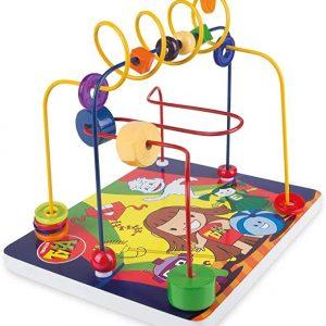 Brinquedo Pedagogico Aramado Turma Da Tyta Carlu Multicor 6003