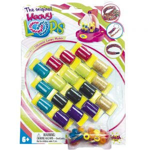 BRINQUEDO PULSEIRA BEAUTY CHARMS MY STYLE 5 ANOS REFIL MULTIKIDS