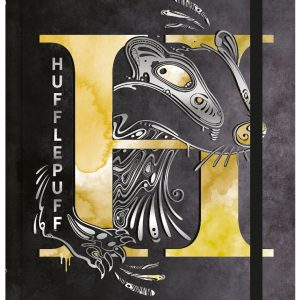 Caderneta Anotação Harry Potter Capa Dura 80fls Jandaia