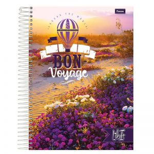 CADERNO 01X1 CD LIKE IT 96FLS FORONI 3093408