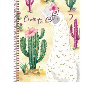 CADERNO 01X1 UNIVERSITARIO CD TROPICAL FEVER 96FLS FORONI 3163201