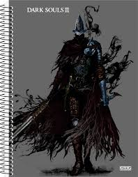 CADERNO 15X1 UNIVERSITARIO CD DARK SOULS 300FLS SAO DOMINGOS
