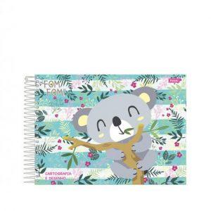 CADERNO CARTOGRAFIA ESPIRAL CD FOM FOM 96FLS FORONI 3165344