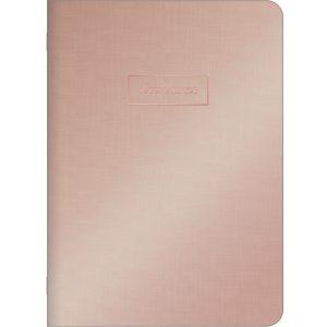 Caderno Grampeado Flexível West Village Metalizado 32 Folhas Capa Sortido Tilibra