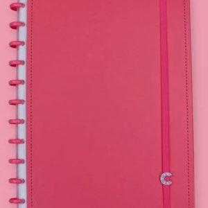 Caderno Inteligente Grande All Pink 80 Folhas CIGD4103