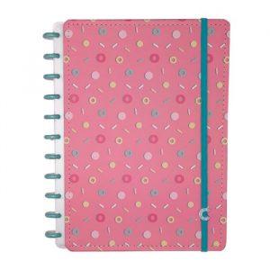 Caderno Inteligente Grande Lolly 80 Folhas CIGD4063