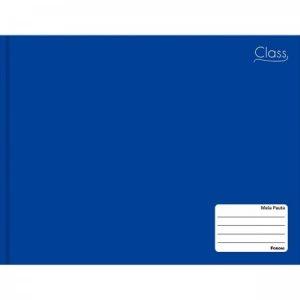 Caderno Pedagógico Brochurão Capa Dura Meia Pauta Class 96Fls Foroni 3563625
