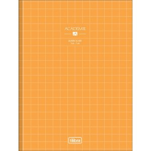 Caderno Quadriculado 1x1 cm Brochura Académie 40 Folhas - Tilibra