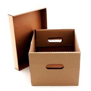 CAIXA CHIES ORGANIZADORA PRONTO BOX 38X29X25 7KGS KRAFT