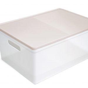Caixa Organizadora Rosa Grande - Dello 3083HG