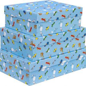 CAIXA PRESENTE UP BOX RETANGULAR AVIAO GRD 1716