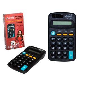 CALCULADORA CLASSE BOLSO CLA402 11,4X6,4X1,9 8DIG