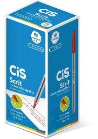CANETA CIS 0.7 SCRIT VERMELHO 530600