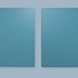 Capa e Contracapa Grande All Blue Caderno Inteligente CICG4094