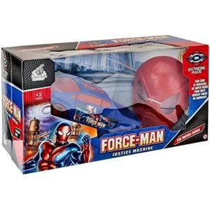 Carrinho Speed Man com Máscara Orange Toys 427