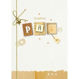 CARTAO GRAFONS PAIS CARTA 618101