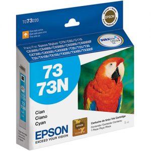 Cartucho Epson T073220 Ciano Original